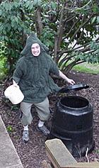 Campus Compost Mascot