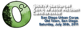 GRRN Recycling & Zero Waste Conference! October 19 - 20, Devens, Massachusetts